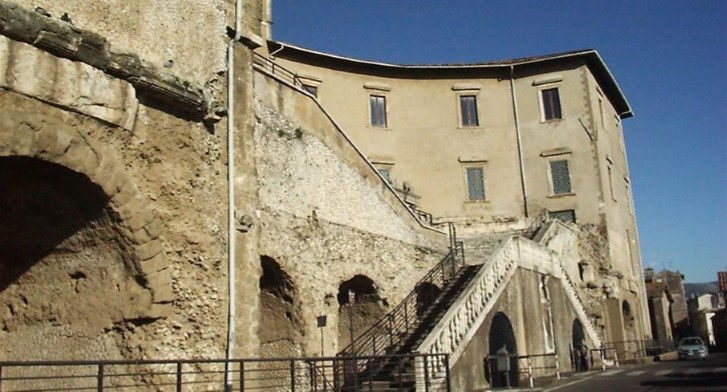 Palestrina Museo Archeologico Nazionale visite guidate