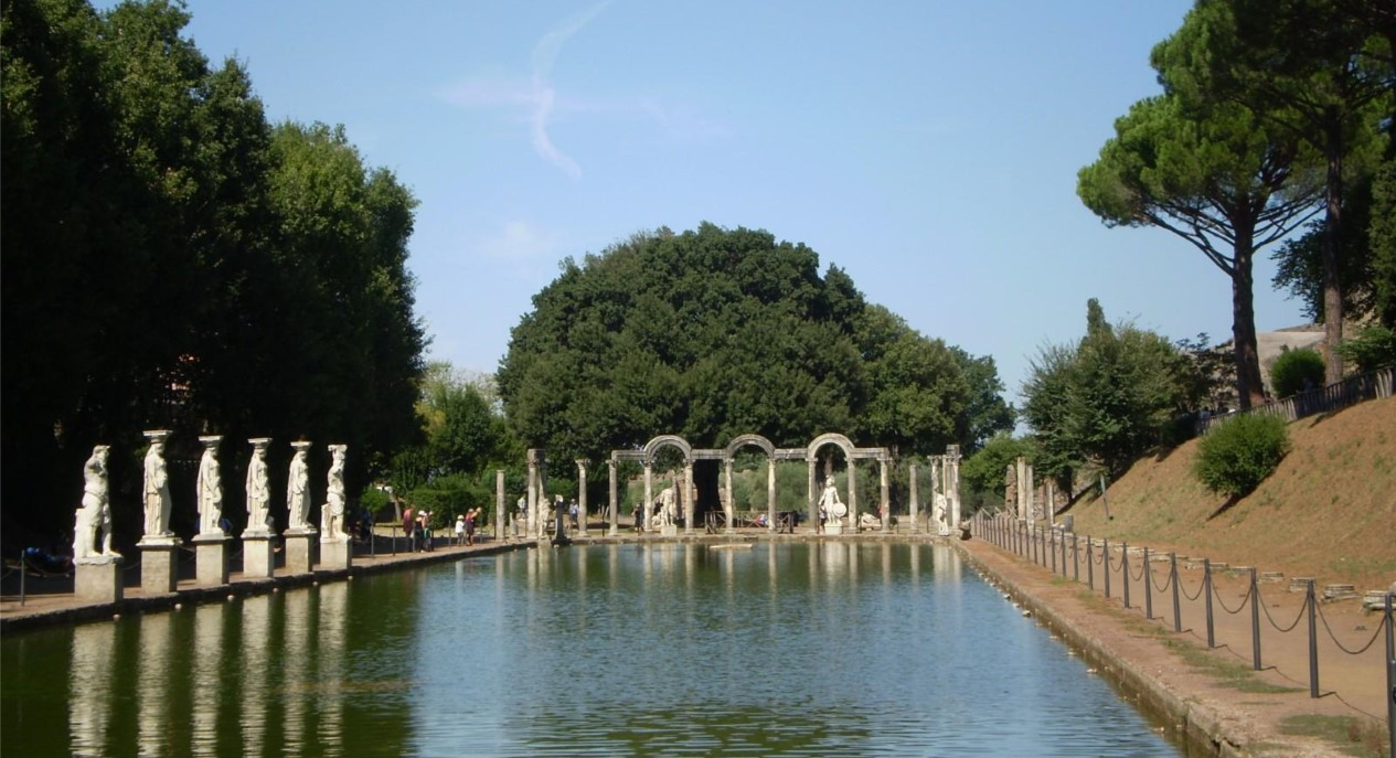 Villa Adriana guidata turistica